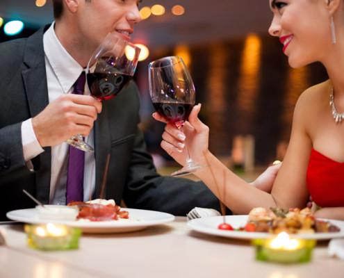 Романтический ужин в Калабрии